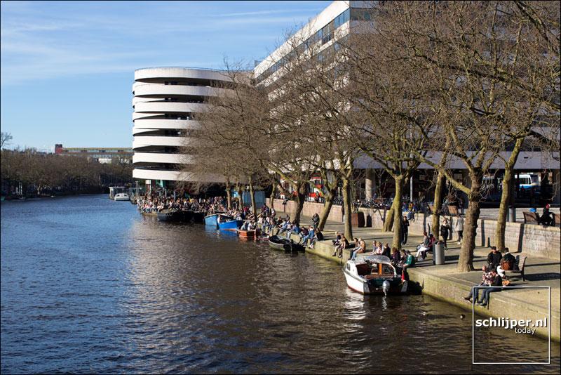 Nederland, Amsterdam, 25 maart 2017