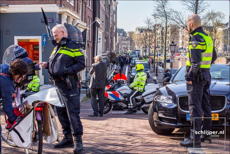 Nederland, Amsterdam, 27 maart 2017