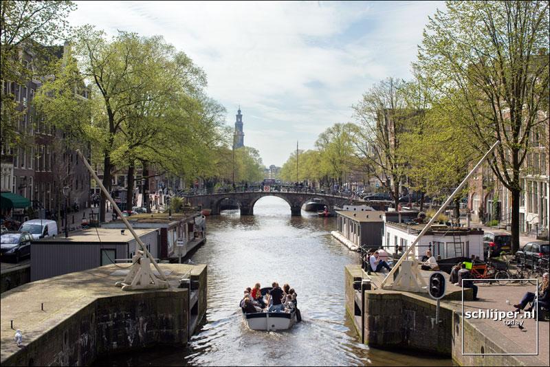 Nederland, Amsterdam, 30 maart 2017