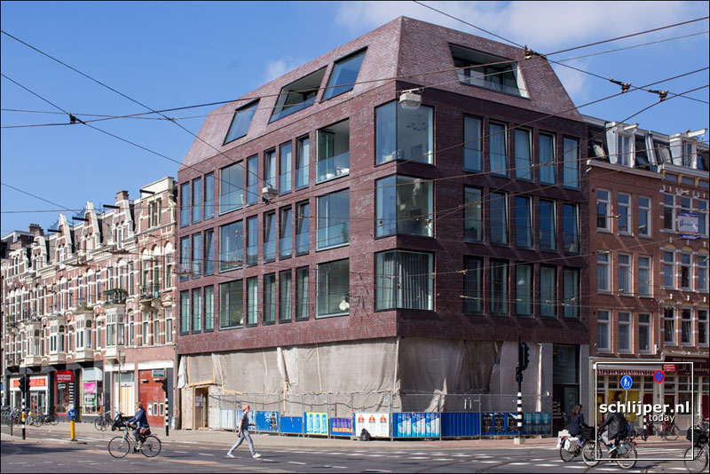 Nederland, Amsterdam, 2 april 2017