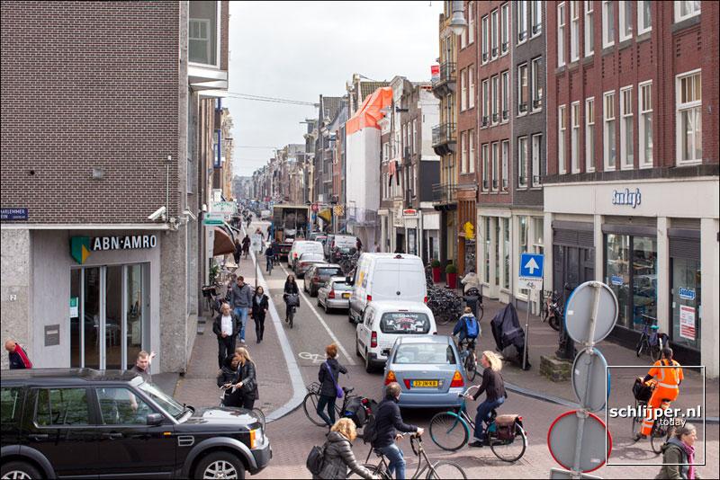 Nederland, Amsterdam, 3 april 2017