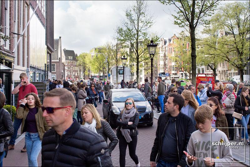 Nederland, Amsterdam, 11 april 2017