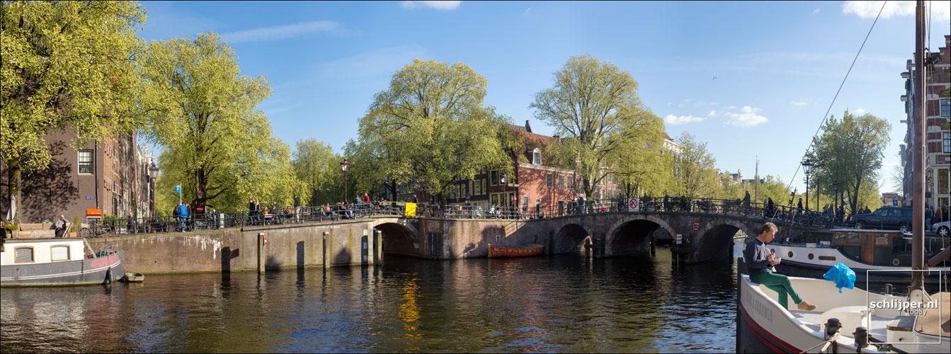 Nederland, Amsterdam, 14 april 2017