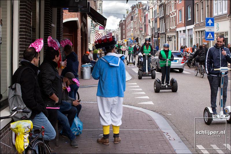 Nederland, Amsterdam, 28 april 2017