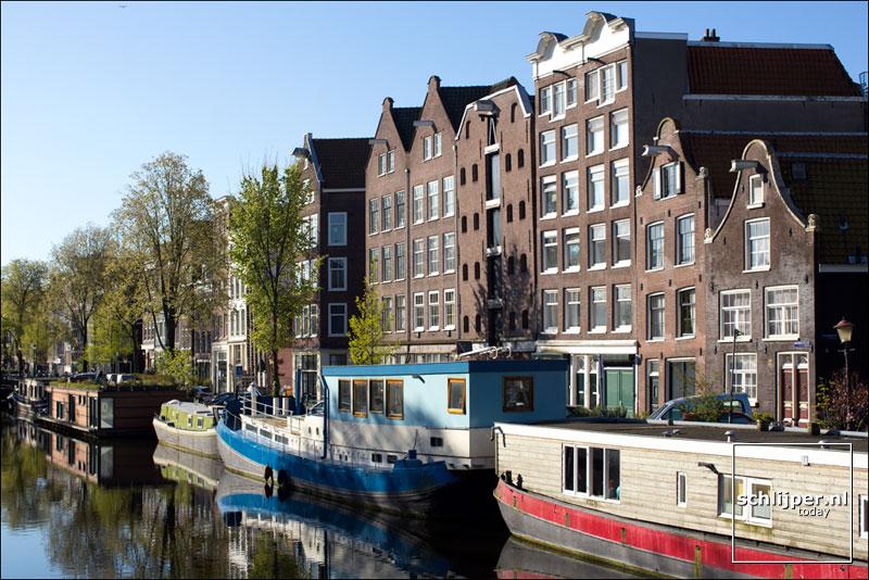 Nederland, Amsterdam, 29 april 2017