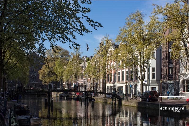 Nederland, Amsterdam, 30 april 2017