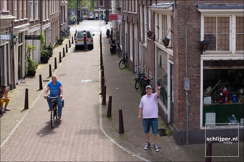 Nederland, Amsterdam, 15 mei 2017