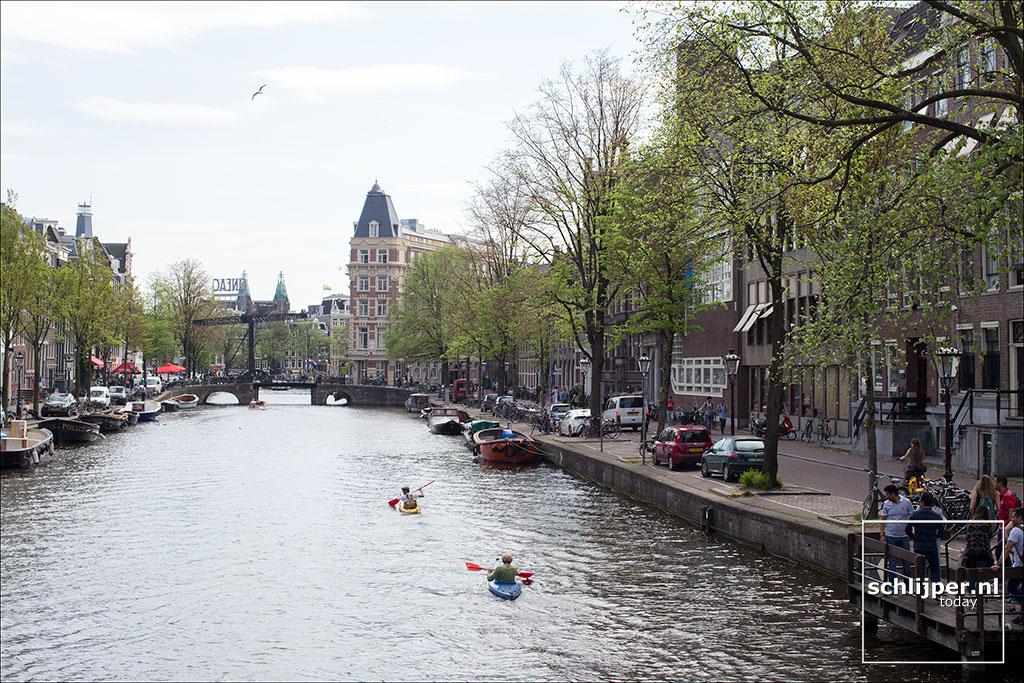Nederland, Amsterdam, 17 mei 2017