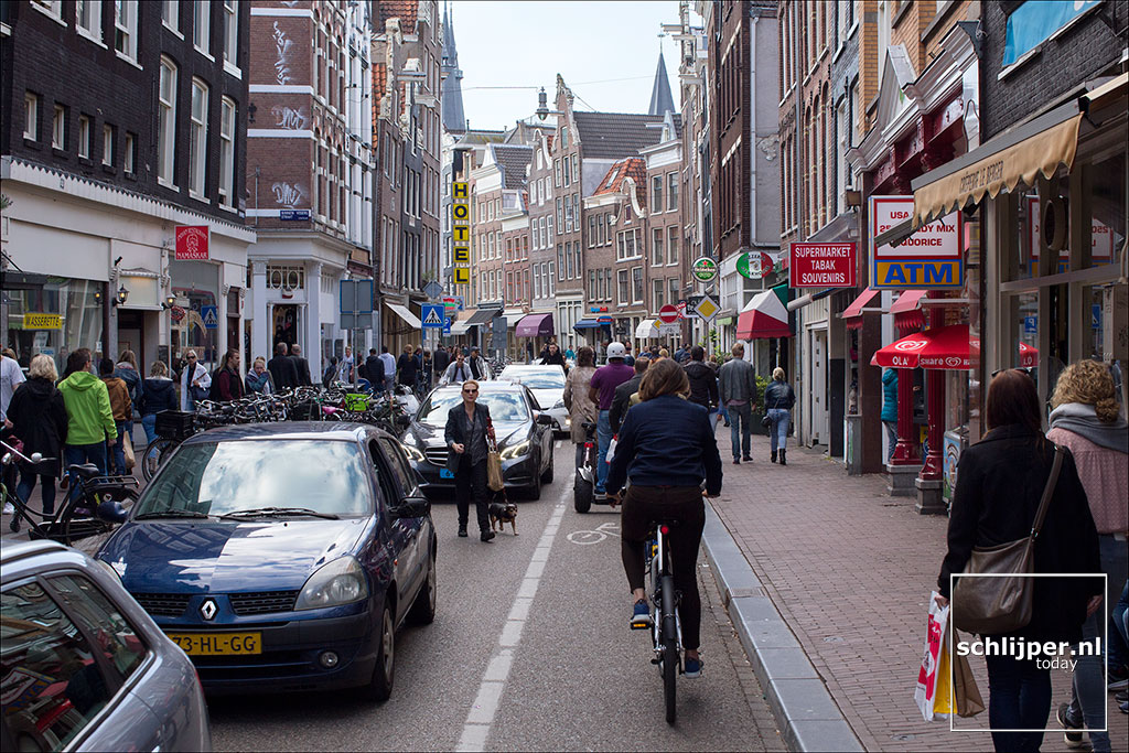 Nederland, Amsterdam, 20 mei 2017