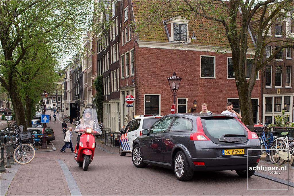 Nederland, Amsterdam, 30 mei 2017