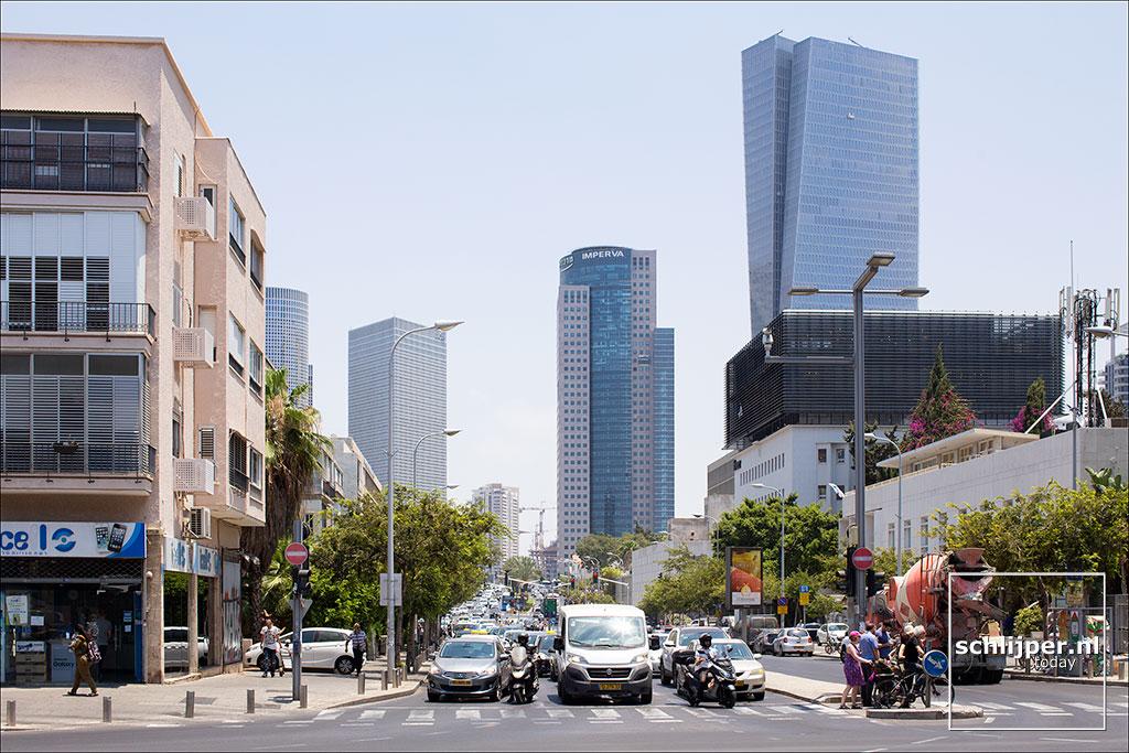 Israel, Tel Aviv, 15 juni 2017