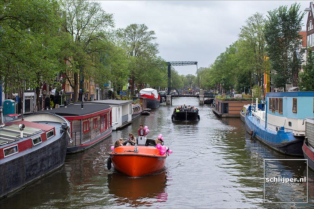 Nederland, Amsterdam, 25 juni 2017