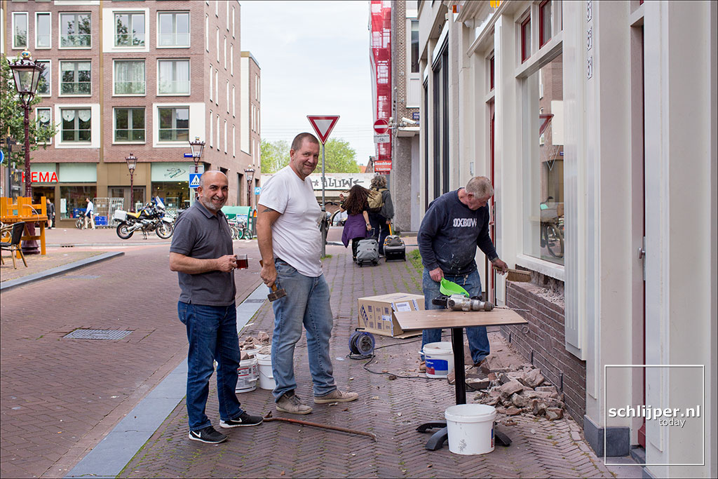 Nederland, Amsterdam, 27 juni 2017