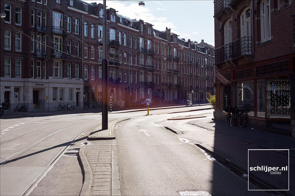 Nederland, Amsterdam, 23 juli 2017