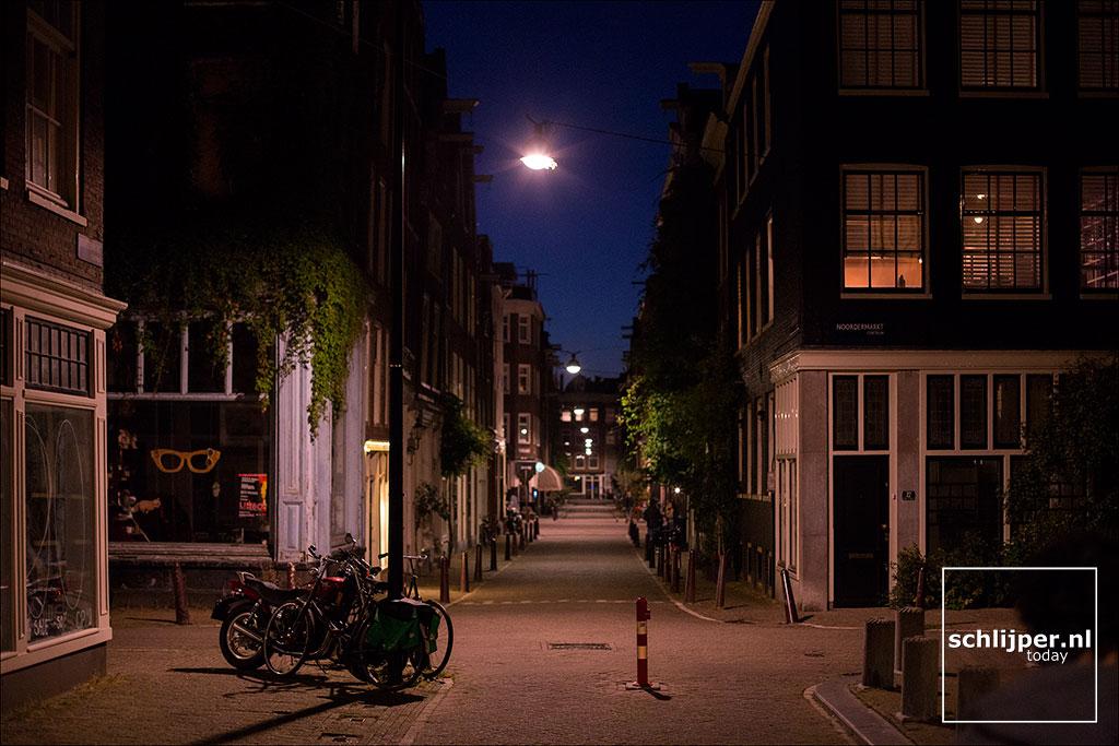 Nederland, Amsterdam, 25 juli 2017