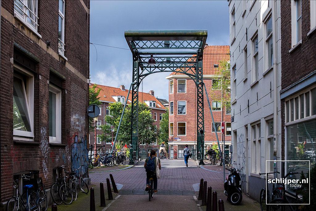 Nederland, Amsterdam, 26 juli 2017