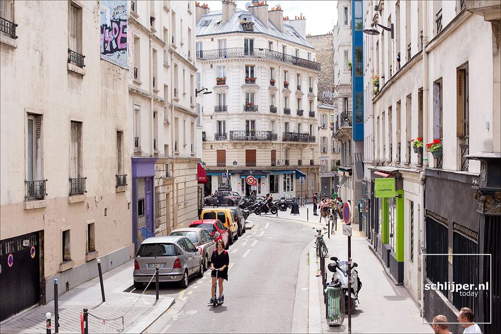 Frankrijk, Parijs, 31 juli 2017