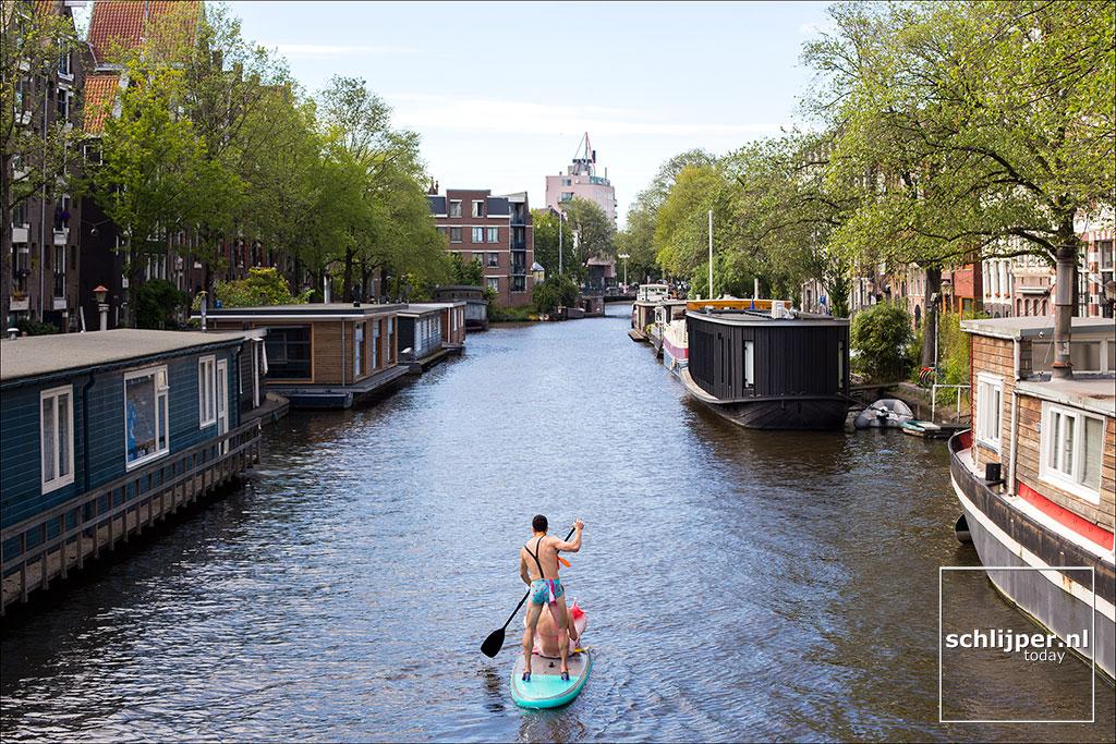 Nederland, Amsterdam, 5 augustus 2017