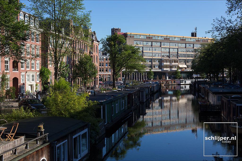 Nederland, Amsterdam, 6 augustus 2017