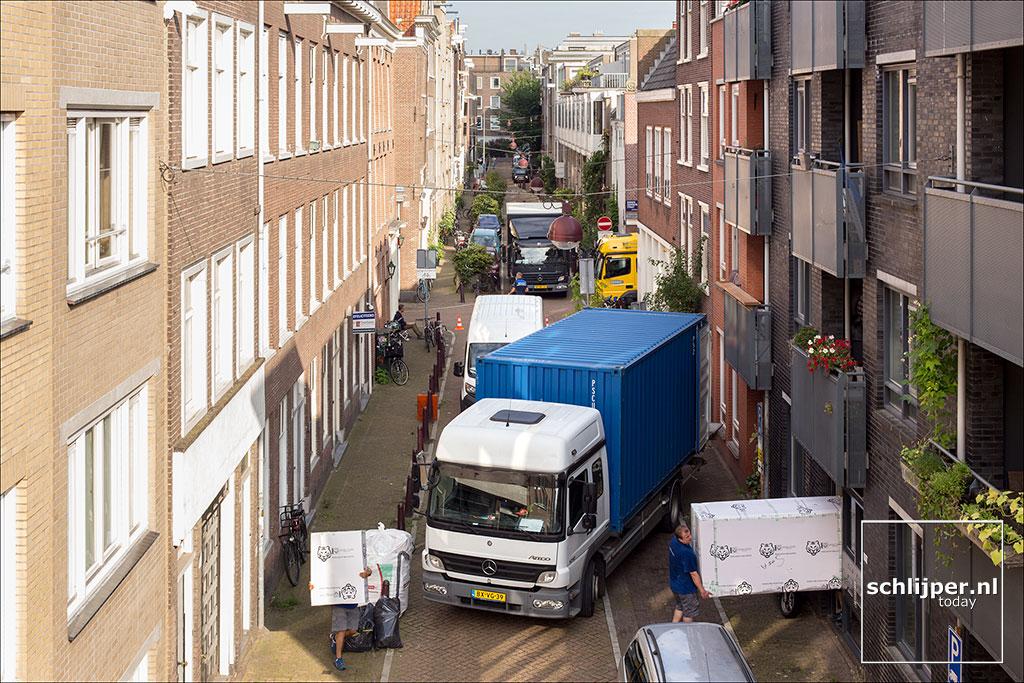Nederland, Amsterdam, 14 augustus 2017