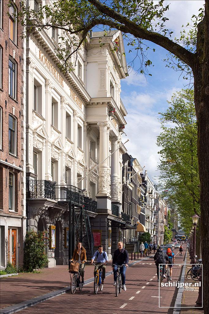 Nederland, Amsterdam, 18 augustus 2017