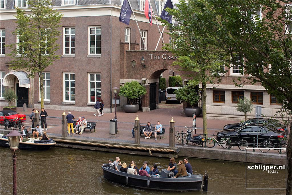 Nederland, Amsterdam, 4 september 2017