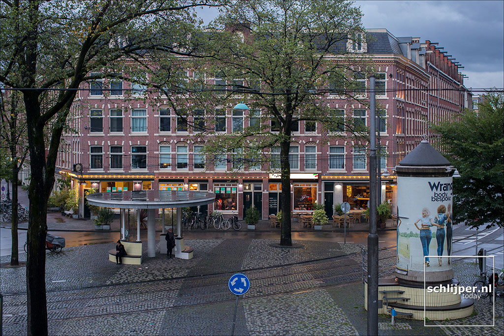 Nederland, Amsterdam, 15 september 2017