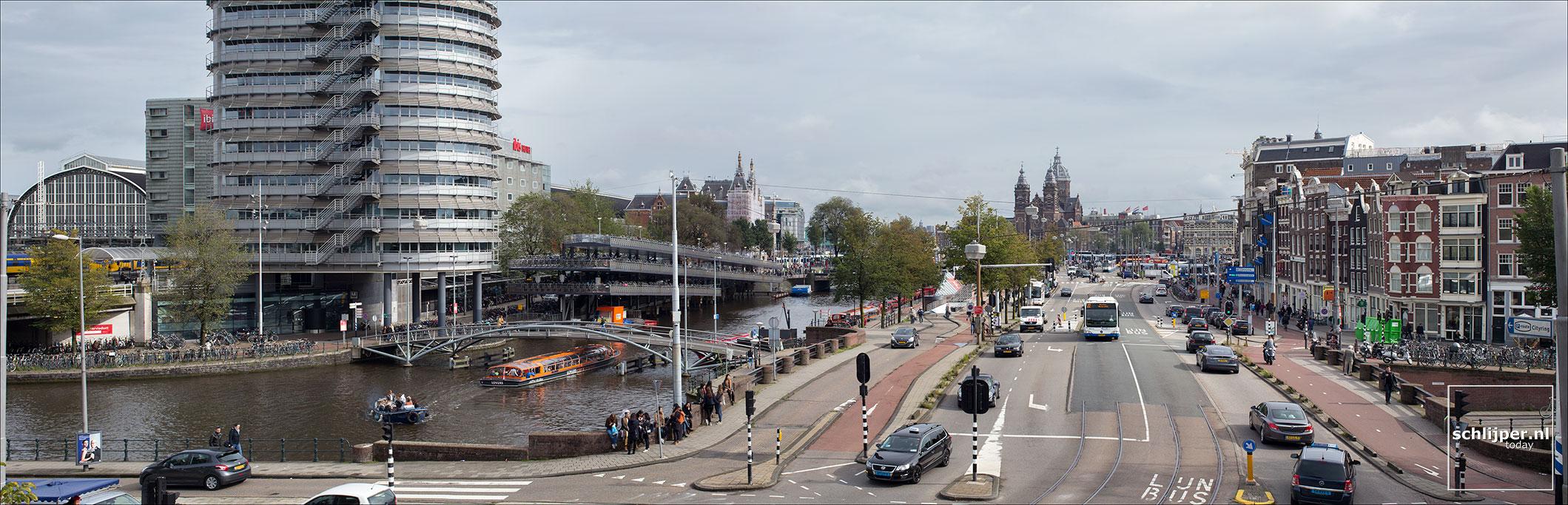 Nederland, Amsterdam, 16 september 2017