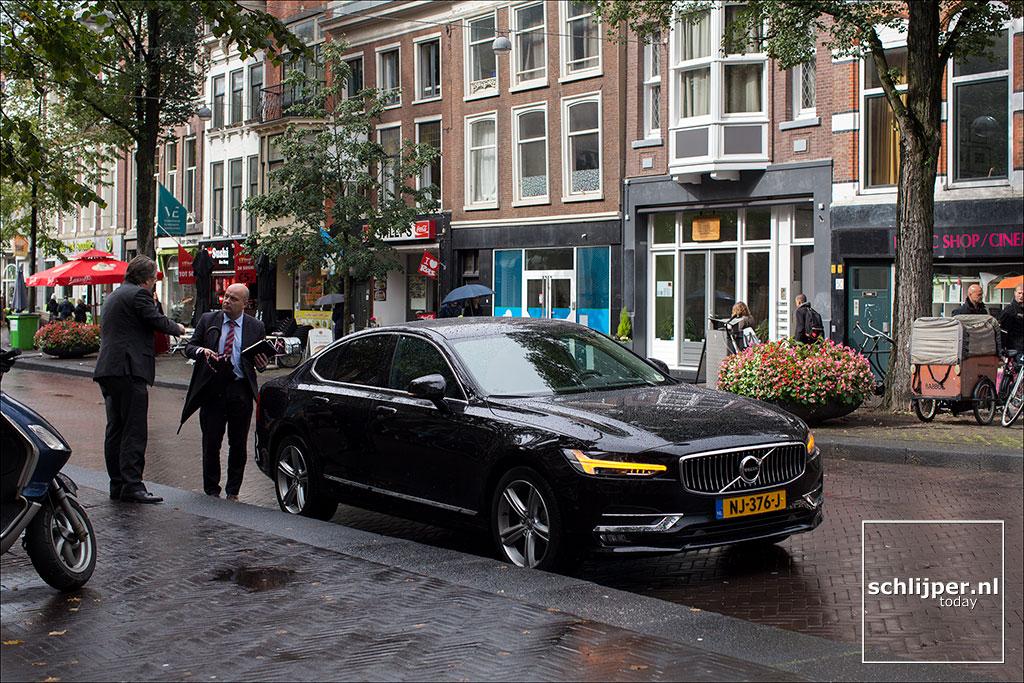 Nederland, Den Haag, 18 september 2017