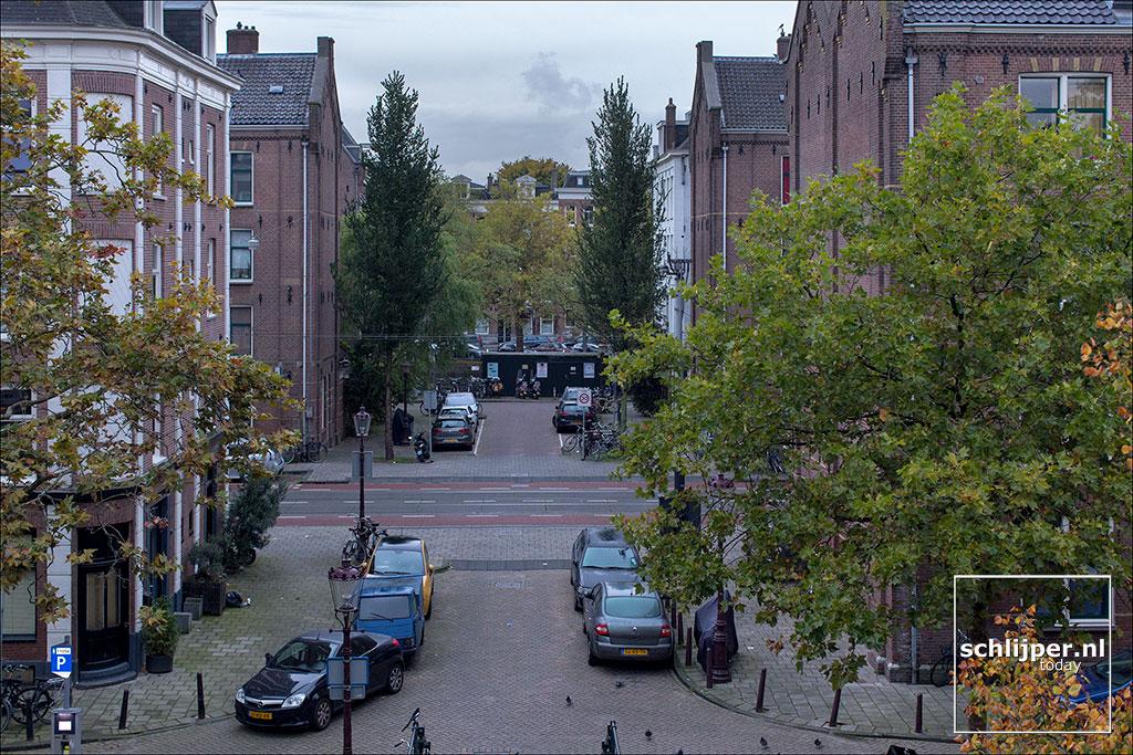 Nederland, Amsterdam, 30 september 2017