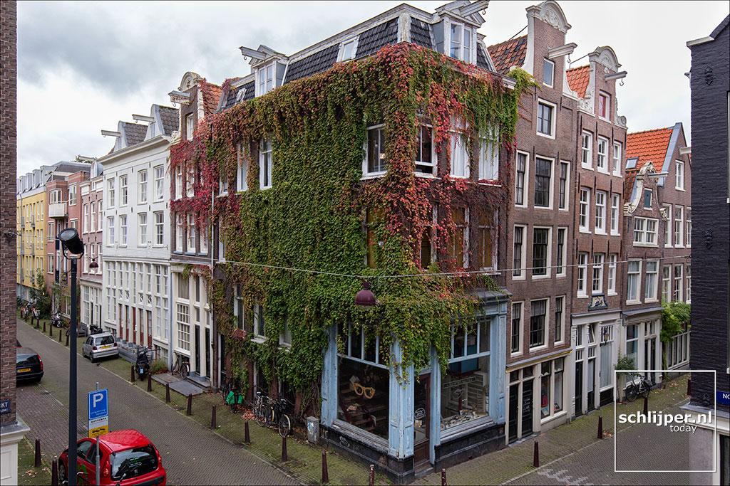 Nederland, Amsterdam, 11 oktober 2017