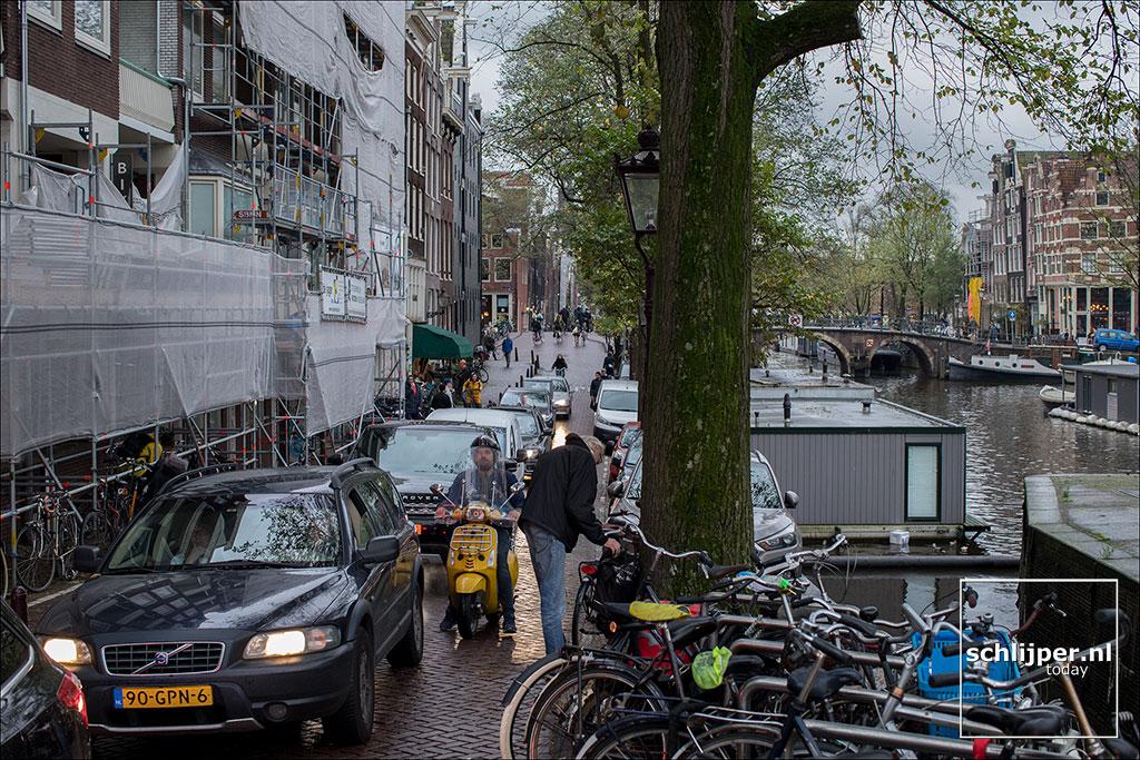 Nederland, Amsterdam, 24 oktober 2017