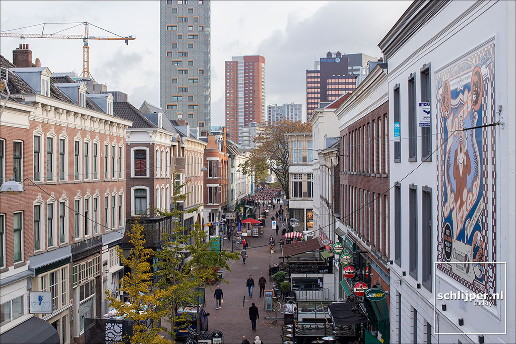 Nederland, Rotterdam, 26 oktober 2017