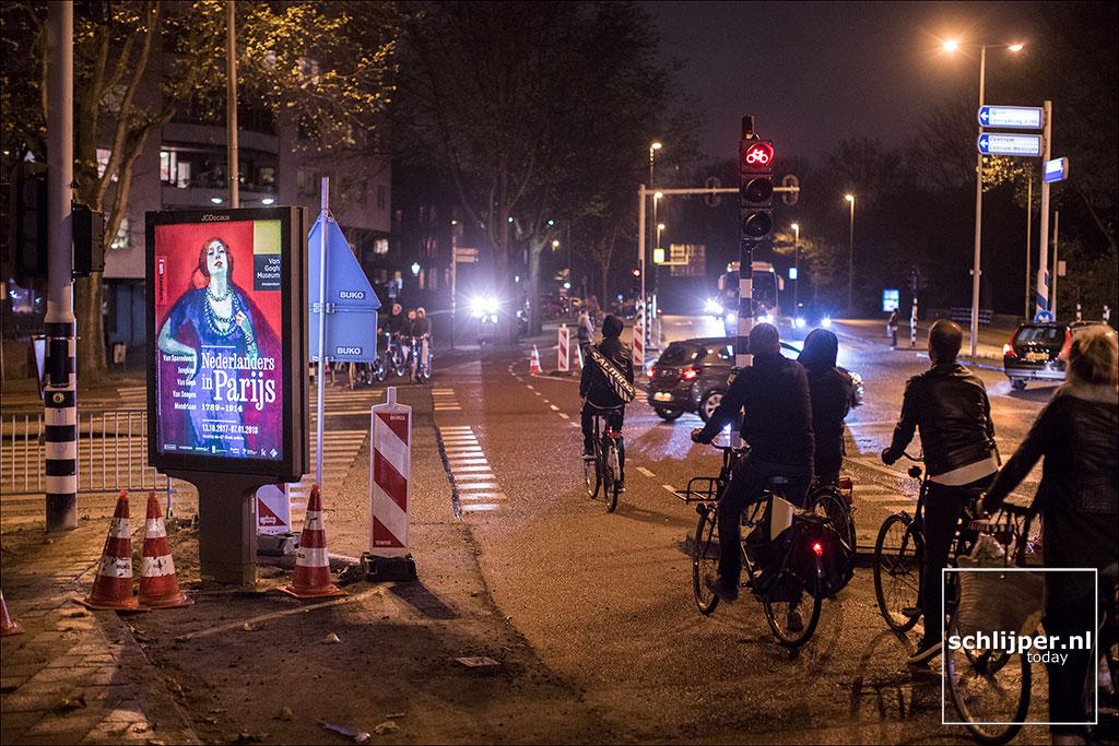Nederland, Amsterdam, 31 oktober 2017