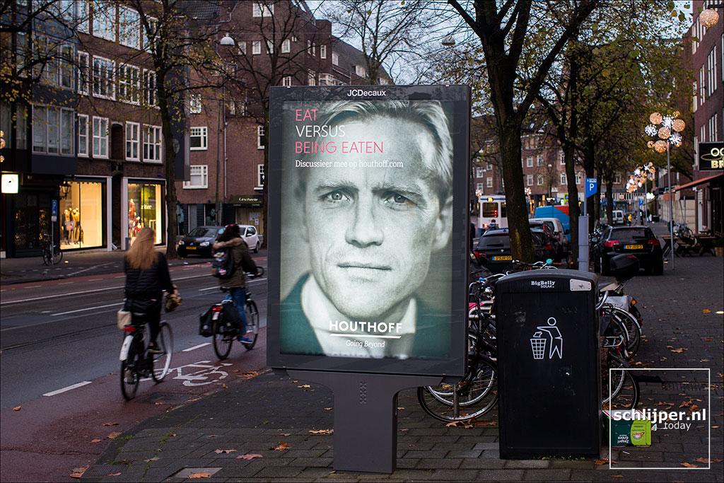 Nederland, Amsterdam, 1 november 2017