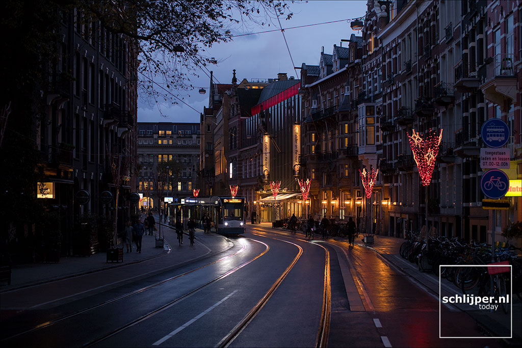 Nederland, Amsterdam, 5 november 2017