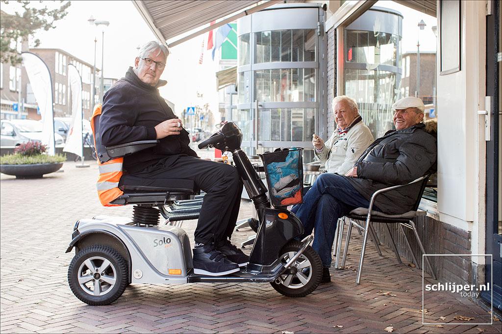 Nederland, Scheveningen, 7 november 2017