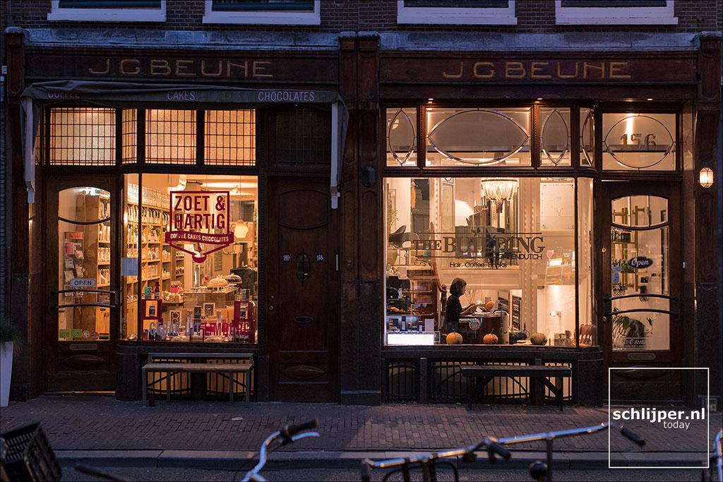 Nederland, Amsterdam, 8 november 2017