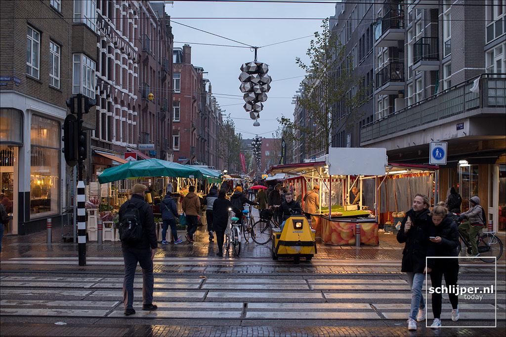 Nederland, Amsterdam, 9 november 2017