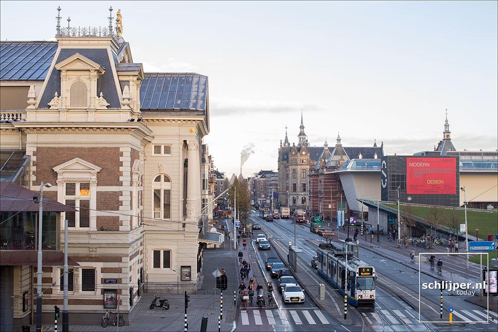 Nederland, Amsterdam, 17 november 2017