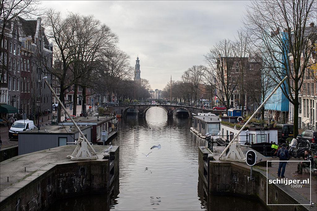 Nederland, Amsterdam, 29 november 2017