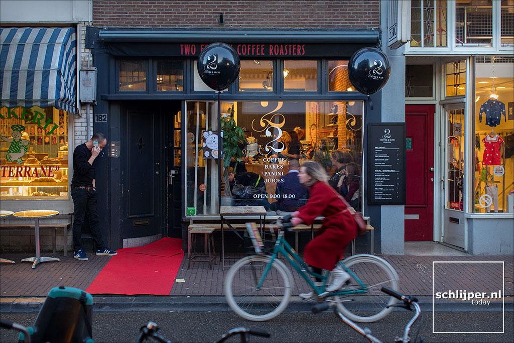 Nederland, Amsterdam, 1 december 2017