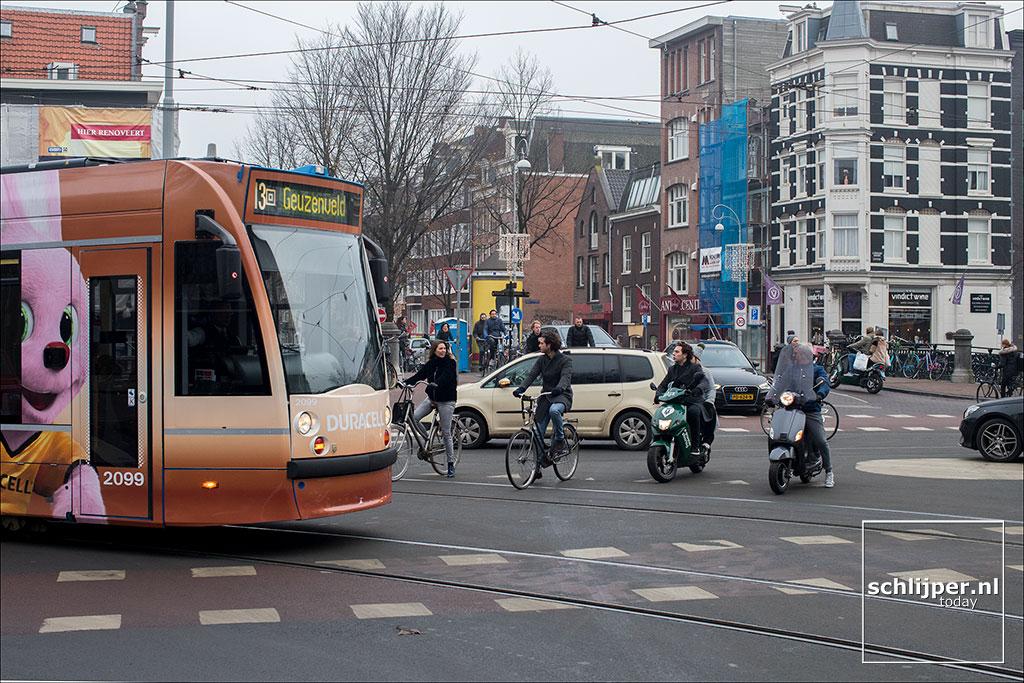 Nederland, Amsterdam, 2 december 2017