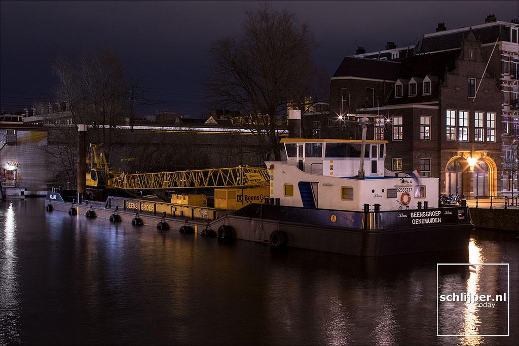 Nederland, Amsterdam, 5 december 2017