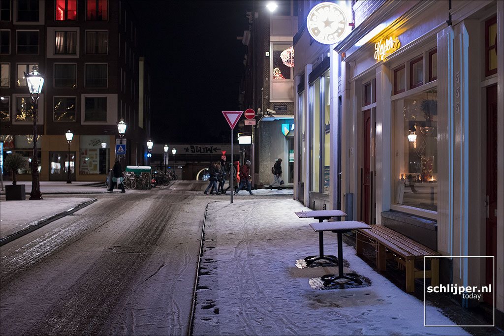 Nederland, Amsterdam, 8 december 2017