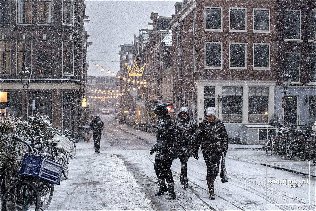 Nederland, Amsterdam, 11 december 2017