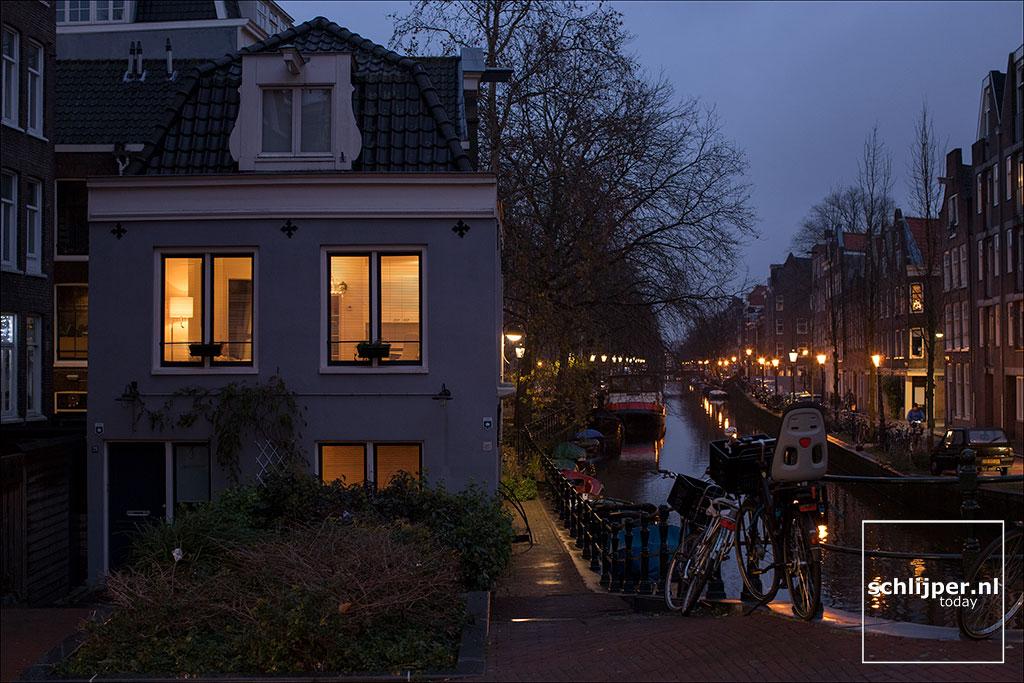 Nederland, Amsterdam, 15 december 2017