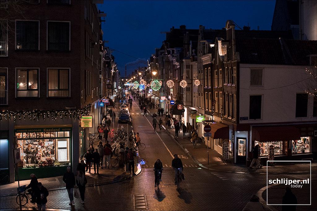 Nederland, Amsterdam, 17 december 2017