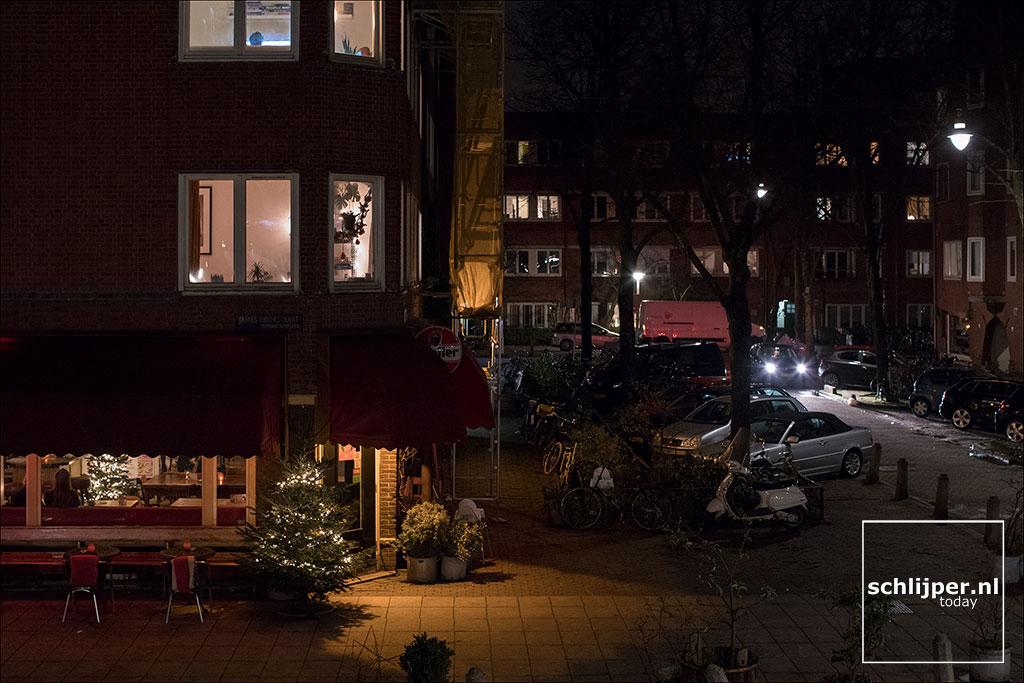 Nederland, Amsterdam, 18 december 2017