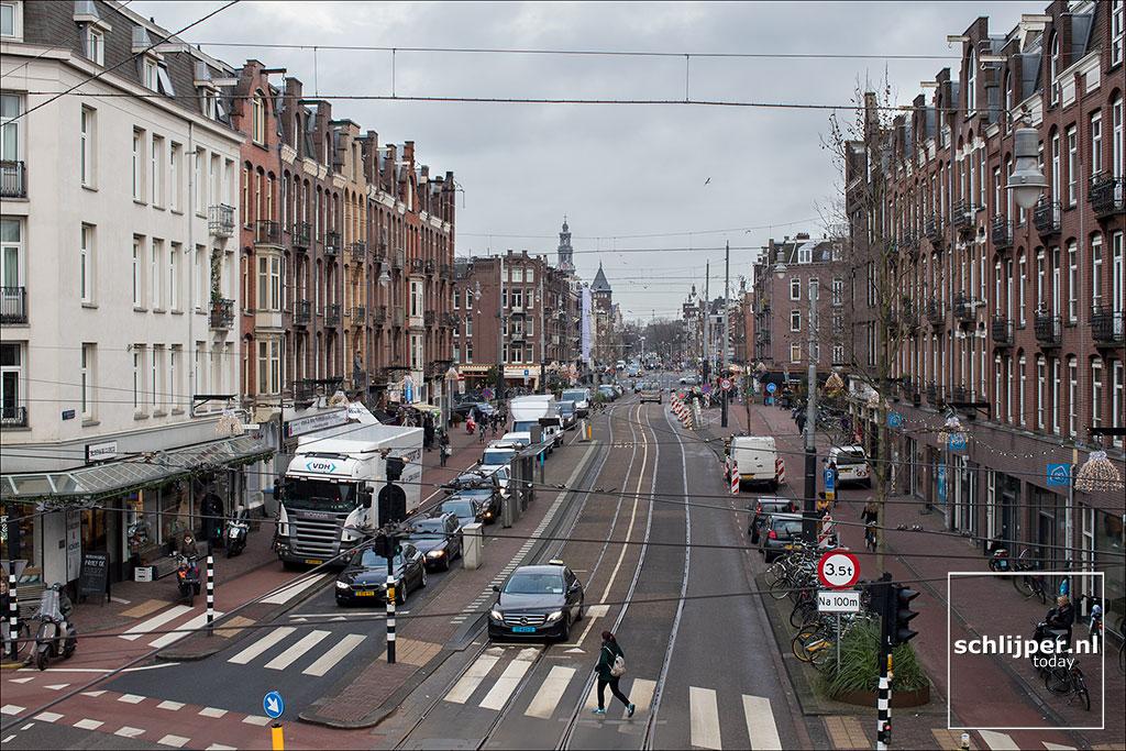 Nederland, Amsterdam, 19 december 2017